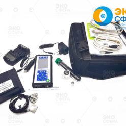 ЭКОФИЗИКА-110АВ4 - Базовый комплект шумомера-виброметра с поверкой