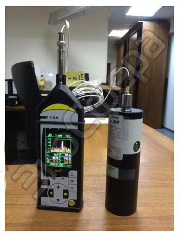 Применение виброкалибратора АТО1м для проверки работоспособности однокомпонентного вибродатчика