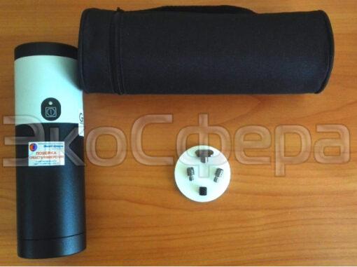 Комплектация виброкалибратора АТ01м