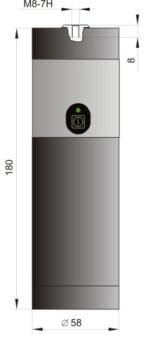 Внешний вид виброкалибратора АТ01м