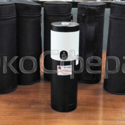 АТ01m - Внешний вид виброкалибратора с первичной поверкой и сумки-чехла
