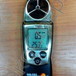 Testo 410-2 - Термоанемометр, гигрометр