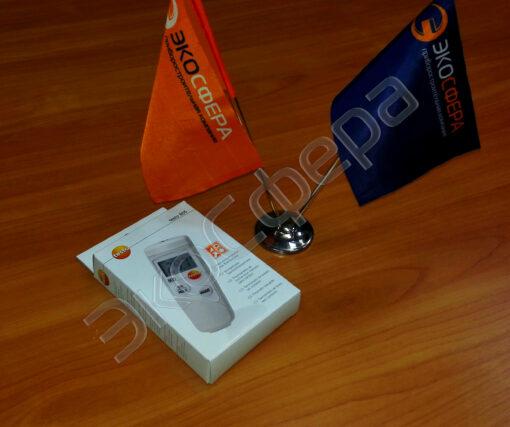 Testo 805 - Инфракрасный термометр с поверкой