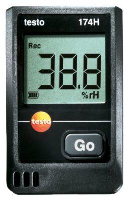 Testo 174H - Мини логгер данных температуры и влажности