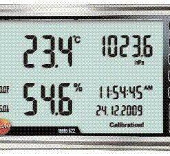 Testo 622 - Термогигрометр, барометр