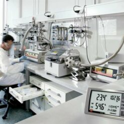 Тесто 622 - Термогигрометр-барометр с первичной поверкой в действии