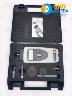 Testo 470 - Комплект поставки тахометра с поверкой