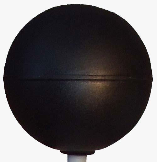 ТКА-ПКМ 24 - черный шар для измерения ТНС-индекса