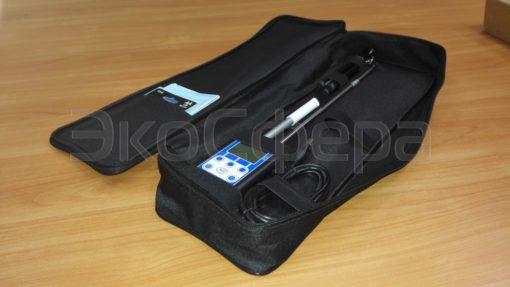 ТКА-ПКМ 24 - Комплект термогигрометра в упаковочной сумке