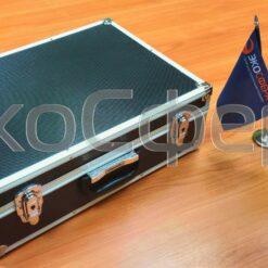 П3-42 - Измеритель уровней электромагнитных полей до 95 ГГц в комплекте с антеннами АП-1, АП-2, АП-3, АП-4, АП-5 с поверкой в упаковочном дипломате