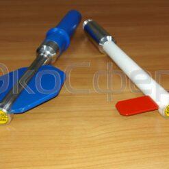 Антенные преобразователи ЕЗ-50 и Н3-50, входящие в комплект поставки измерителя ЭМП 50 Гц П3-50В (с поверкой)