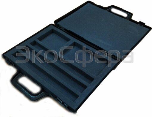 Упаковочный чемодан для измерителя полей промышленной частоты (50 Гц) П3-50 В