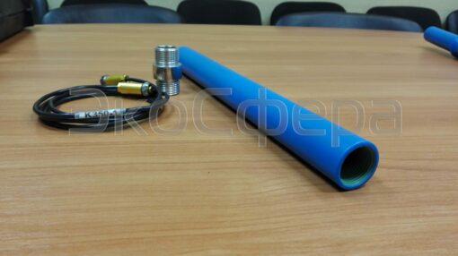 Ручка для увеличения длины рукоятки антенн и кабель соединительный