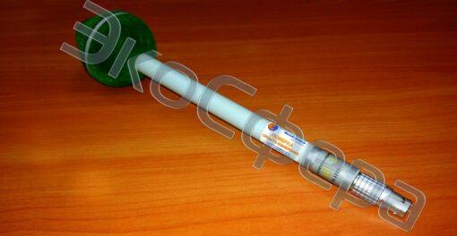 Антенный преобразователь АП-2 для измерения плотности потока энергии электромагнитного поля в диапазоне частот 0,3-40 ГГц