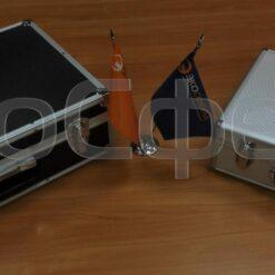 П3-41 - Измеритель в дипломате в комплекте с 6-ю антеннами и в дипломате в комплекте с 3-мя антеннами