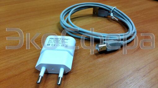 Зарядное устройство тесламетра ТПМ-250 с поверкой