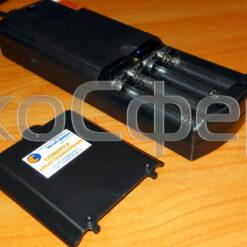 ТКА-ПКМ 60 - Питание термогигрометра-анемометра осуществляется от 4-х пальчиковых батареек
