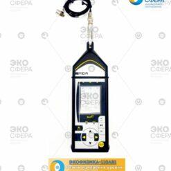 Экофизика Белый 110АВ1 – Шумомер, одноканальный виброметр, анализатор спектра