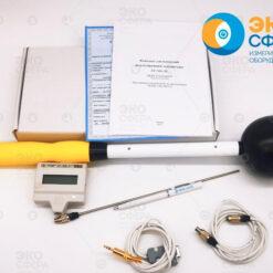 ЛТ-300-ЧС - Базовый комплект поставки высокоточного термометра с черной сферой