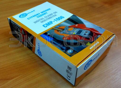 СМР-1006 - Токовые клещи в упаковочном коробе