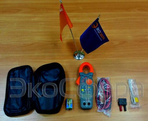 СМР-1006 - Базовый комплект поставки клещей электроизмерительных с поверкой