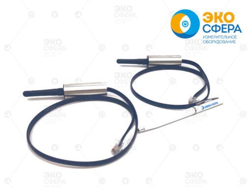Комплект адаптеров Эко-DIN-AIR для организации удалённого управления источником питания додекаэдра