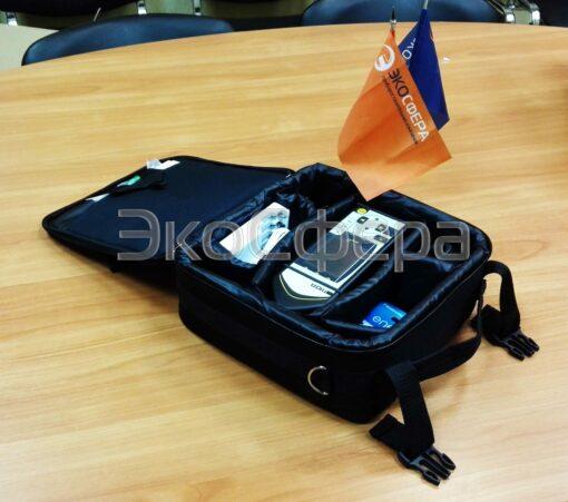 ЭКОФИЗИКА-110А (Белая) - Базовый комплект поставки шумомера-анализатора спектра (с первичной поверкой)