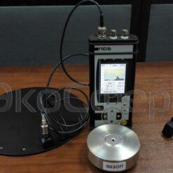 Экофизика 110В-1 Комплект ЭкоСОУТ - Одноосевой виброметр в комплекте с адаптерами для крепления вибродатчика