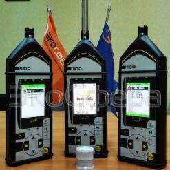 ЭКОФИЗИКА-110А (Белая) комплект ЭкоАкустика-110А - Шумомер-анализатор спектра с поверкой