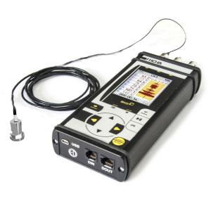 Экофизика-110В1 - Одноканальный виброметр для измерения общей и локальной вибрации с первичной поверкой