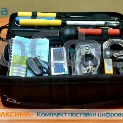 ЭКОФИЗИКА Комплект ЭкоМаксима - Многофункциональный комплект приборов для измерения физических факторов (базовый комплект)