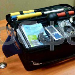 ЭКОФИЗИКА Комплект ЭкоМаксима - Многофункциональный комплект приборов для измерения физических факторов в упаковочной сумке