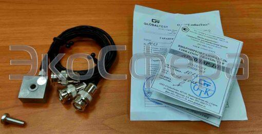 ЭКОФИЗИКА Комплект ЭкоМаксима - Многофункциональный комплект приборов для измерения физических факторов (вибродатчик)
