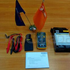 Fluke 107 - Комплект поставки мультиметра