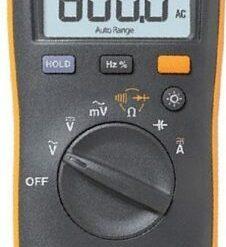 Fluke 107 - Мультиметр цифровой с поверкой