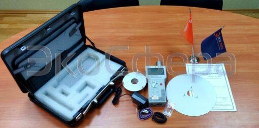 ИПЭП-1 - Базовый комплект поставки измерителя напряженности электростатического поля с поверкой
