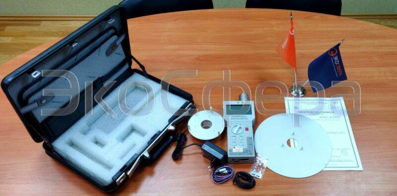 ИПЭП-1 - Базовый комплект поставки измерителя электростатического поля с поверкой