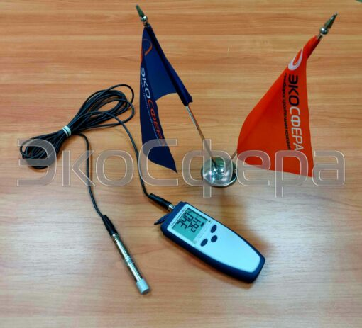 Ива-6АР - Термогигрометр с поверкой