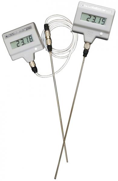 ЛТ-300 - Высокоточный электронный термометр с поверкой