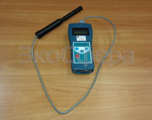 МЭС-200А - Внешний вид метеометра с первичной поверкой