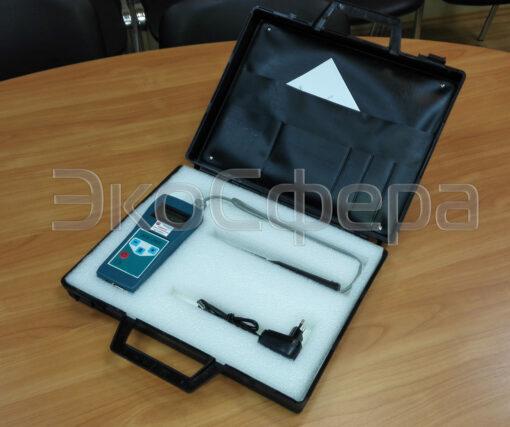 МЭС-200А - Комбинированный измеритель параметров микроклимата с первичной поверкой в упаковочном кейсе