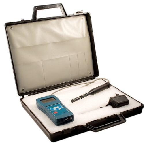 МЭС-200А - Базовый комплект поставки измерителя параметров микроклимата (метеометра)