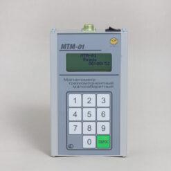 Индикаторный блок магнитометра MTM-01 с поверкой