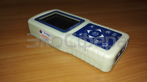 НТМ-Терминал - Индикаторный блок, входящий в состав измерителя электромагнитных полей ВЕ-Метр мод. 50 Гц