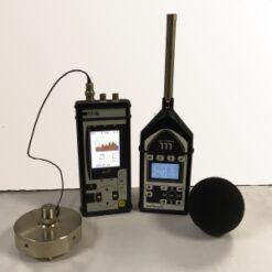 ЭкоДом - Шумомер-виброметр с поверкой