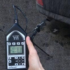 ОКТАВА-111-ГТО - Шумомер-анализатор спектра 1-го класса точности для пунктов технического осмотра