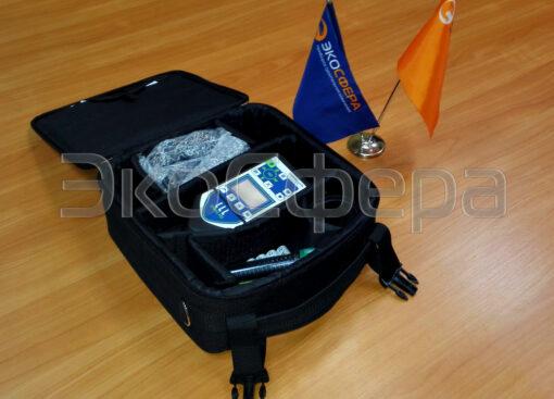 Шумомер-анализатор спектра 1-го класса точности ОКТАВА-111-КЛАССИКА в транспортировочной сумке (входит в базовый комплект поставки)