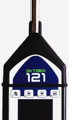 ОКТАВА-121 - Шумомер интегрирующий 1-го класса точности для техосмотра с первичной поверкой