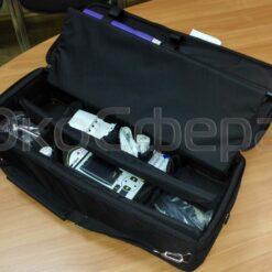 Кофр Оптима-ES - Упаковочный кофр-сумка для хранения средств измерения