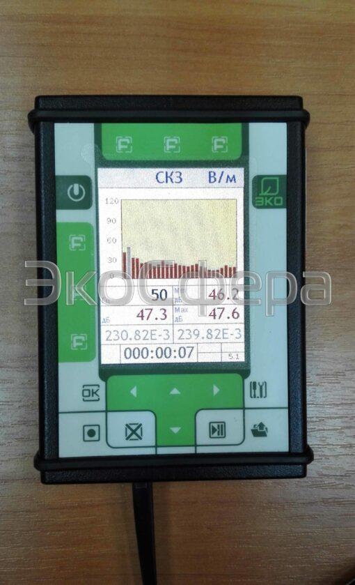 П3-80 Комплект 1 с первичной поверкой - Измерение напряженности электромагнитного поля промышленной частоты 50 Гц